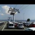 Egy rendhagyó lanovka: a pozsonyi Volkswagen üzemi kötélvasútja