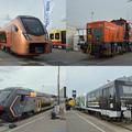 Mozdonyok és motorvonatok bűvöletében: beszámoló az Innotrans 2018-ról