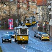 Költözködő öreg villamosok