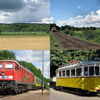 Vonatkergetés a Balatontól a Dráváig, pécsi kitérővel