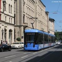 München utcáin barangolva 2.