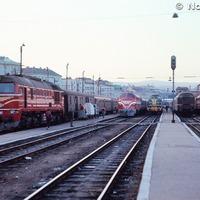 A hetvenes évek színpompás vasútja