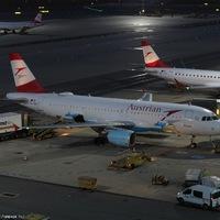 A nap vége a schwechati reptéren