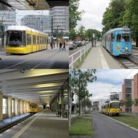 Berlin sárga síndöcögényei - meg még pár más színű