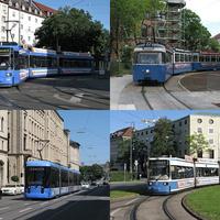Új és régi, tökéletes harmóniában: München villamosai
