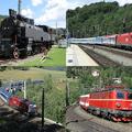 Két nyári látogatás a Semmering-vasúton