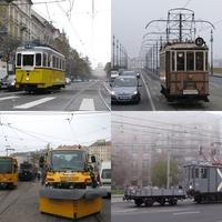 A budapesti villamosközlekedés 125. születésnapja
