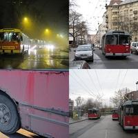 A budapesti ZiU-9-esek utolsó napjai