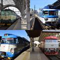 Vonatok! Gömbölyded formák és bizsergető motorhangok! Egyenáram és váltakozó feszültség!!