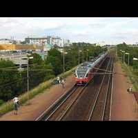 Vonatok Budapest körül