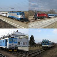 Bécsbe indultunk, Csehország lett belőle, avagy hogyan tanultam meg szeretni a cseh/szlovák vonatokat