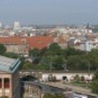 Berlin felülről