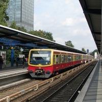 Berlin: S-Bahn életképek 2011 szeptemberéből