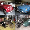 A Közlekedési Múzeum Tatai úti raktár- és műhelybázisa: egy 2008-as látogatás képei