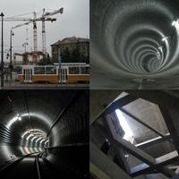 Tovább az alagútban: a négyes metró építésének pillanatai, folytatás
