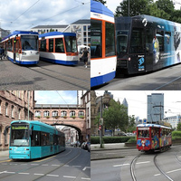 Tour de Trams nagyonlight, avagy egy balszerencsés túra nem túl sok képe 2016-ból