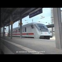 Jövet-menet Frankfurt am Mainban
