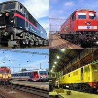 Magyar sínek, angol mozdony...