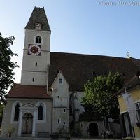 Még egy kis Wachau: Spitz an der Donau