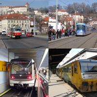 Prága tömegközlekedésileg nézve