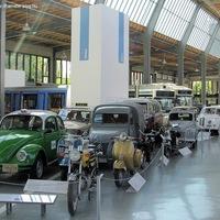 Deutsches Museum Verkehrszentrum, München