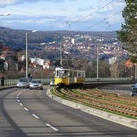 GT4 - Stuttgart hegymászó villamosai