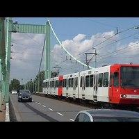 Köln villamosai... vagy micsodái