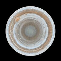 Csak úgy: a Jupiter alulnézetből