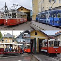 Gmunden: búcsú a hagyományos villamosoktól