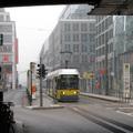 Berlin tömegközlekedése, ezúttal főleg föld felett