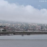 Budapest fölött az ég...