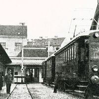 Lokalbahnhof: a linzi HÉV régi végállomása