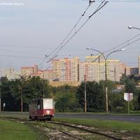 A felső-sziléziai villamoshálózat keleti vége: Dabrowa Górnicza