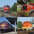 Itthoni vasúti életképek