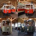 A prágai villamosmúzeum