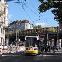 Berlin, kötött pályán