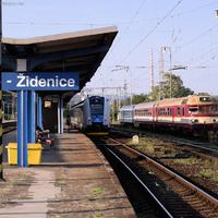 Amíg megjött a vonat: Brno-Židenice, a hosszú árnyékok pályaudvara