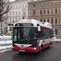 Bécs új villanybuszai