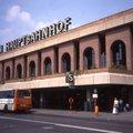 Berlin Ostbahnhof - a soknevű pályaudvar