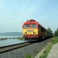 Vonattal mindenfelé