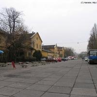 A Józsefvárosi teher/pályaudvar