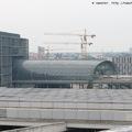 Berlin, a folyton változó város