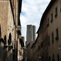 A tornyok városa