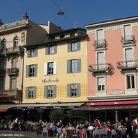 Lugano, a meseváros