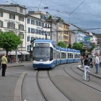 Zürich: kukásvillamos és egyéb érdekességek
