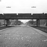 Amikor még HÉV járt a villamosok közt, az Andor utcánál pedig tehervonatok keresztezték az útját