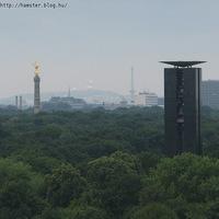 Tiergarten: erdő Berlin kellős közepén