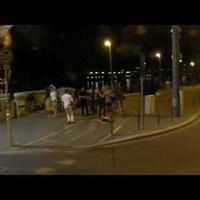 Éjszakai táncház a Szabadság hídnál?