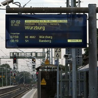Késés késés hátán, avagy egy laza szombati túra Németországban