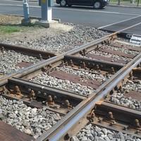 Amikor villamos és vasút keresztezi egymást